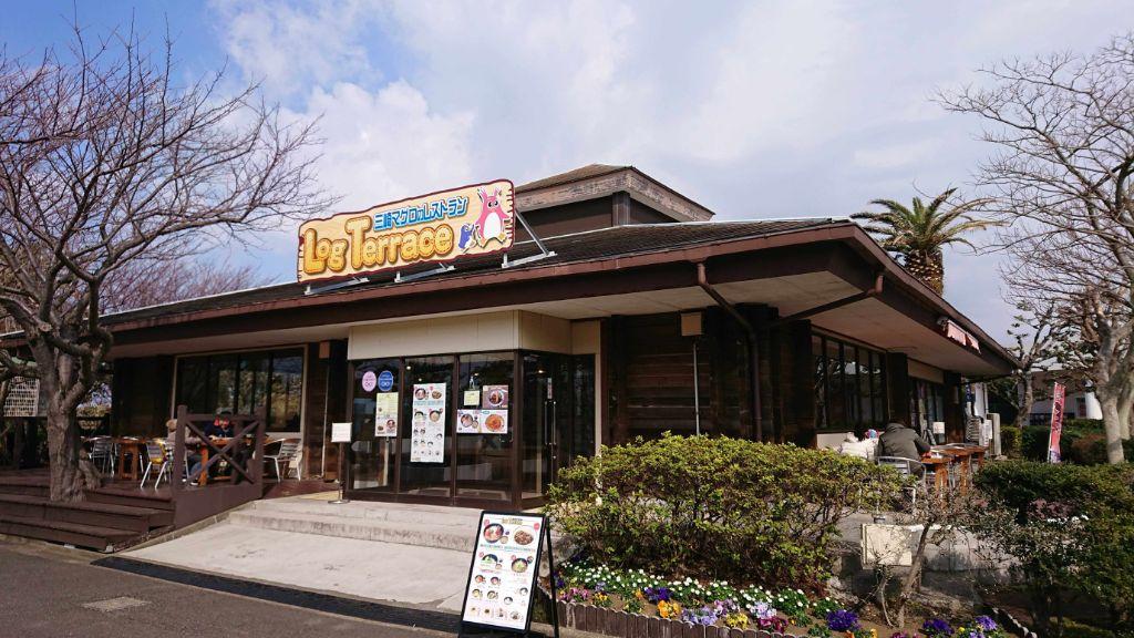 三崎マグロレストラン 入口
