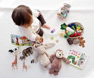 ペット、子どものおもちゃやぬいぐるみ
