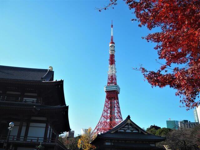 紅葉・東京・関東