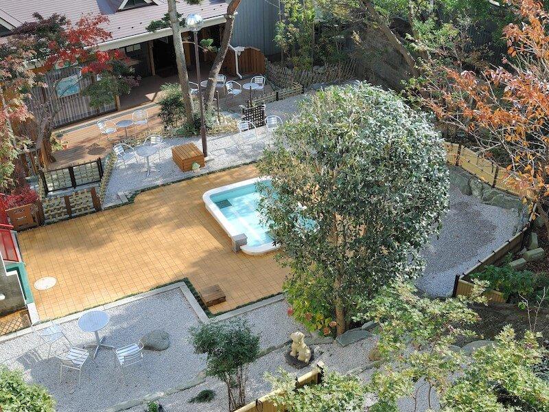 きぬ川国際ホテル ドッグラン