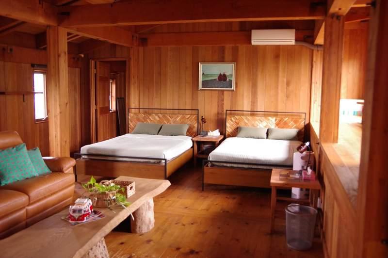 Miyajima Breeze 寝室